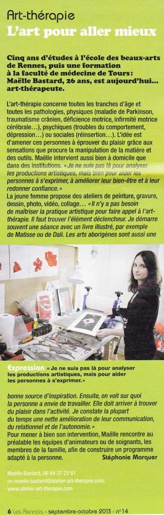 article presse Les Rennais