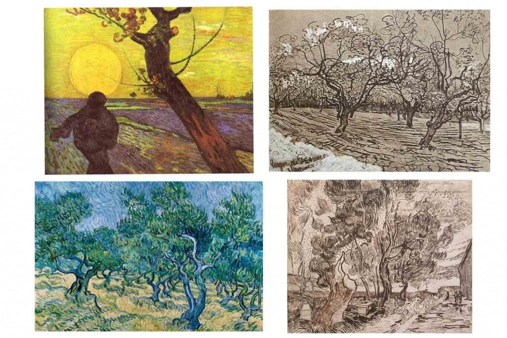 Tableaux de Vincent Van Gogh