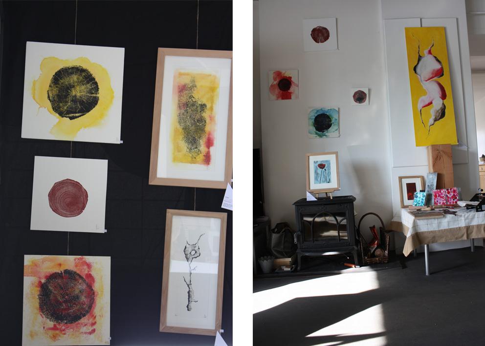 Gravures et peintures